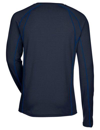 VAUDE Pullover Signpost LS Shirt Men