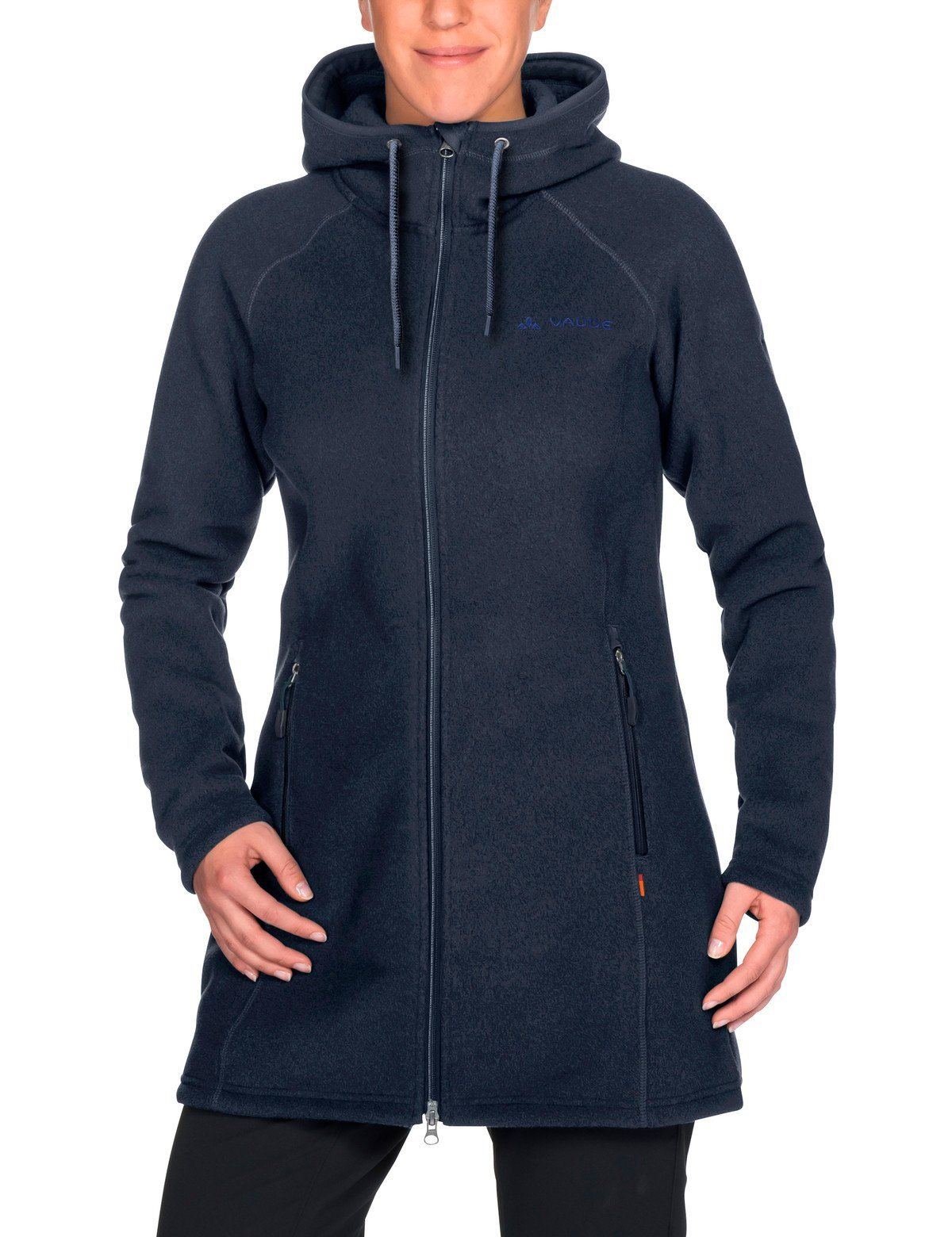 Damen VAUDE Outdoorjacke Torridon II Coat Women blau | 04052285579319