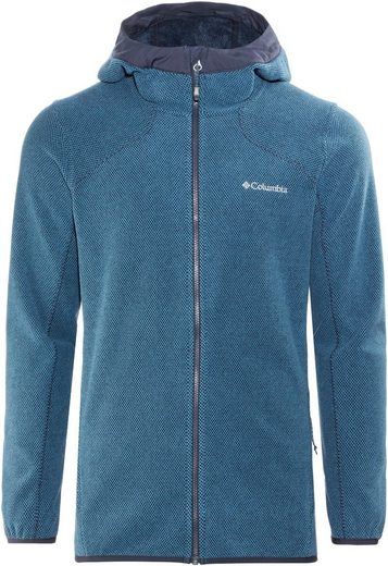 Columbia Outdoorjacke Tough Hiker Hooded Fleece Jacket Men
