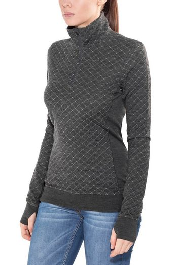 Icebreaker Pullover Affinity Thermo LS Half Zip Midlayer Women