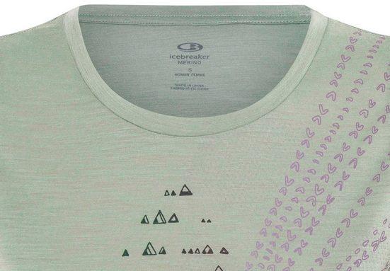 Icebreaker T-Shirt Tech Lite SS Crewe Shirt Women
