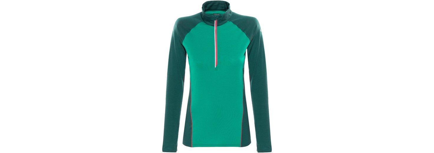 Icebreaker Shirt Comet LS Half Zip Shirt Women Neu Zu Verkaufen umtsIahDT