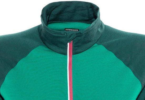 Icebreaker Shirt Comet LS Half Zip Shirt Women