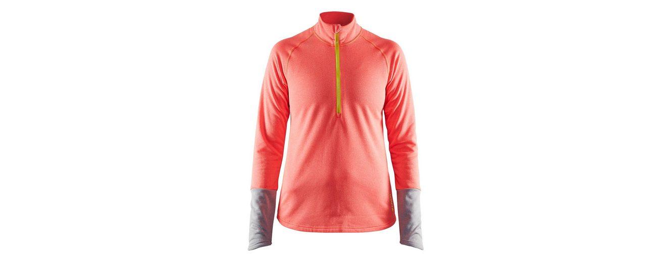 Craft Pullover Spark Halfzip Pullover Women Nagelneu Unisex Zum Verkauf 4ZTAR
