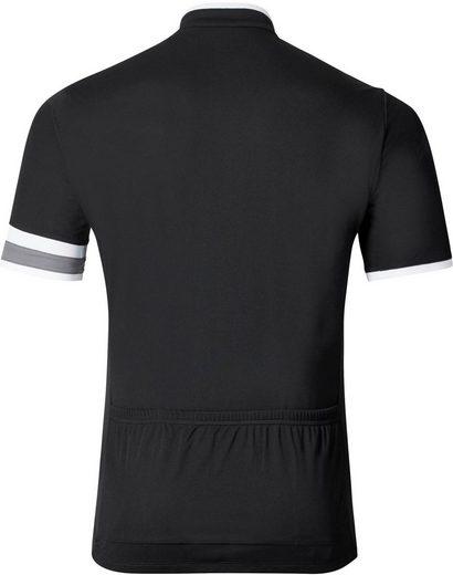 Odlo T-Shirt Breeze Stand-Up Collar SS 1/2 Zip Shirt Men
