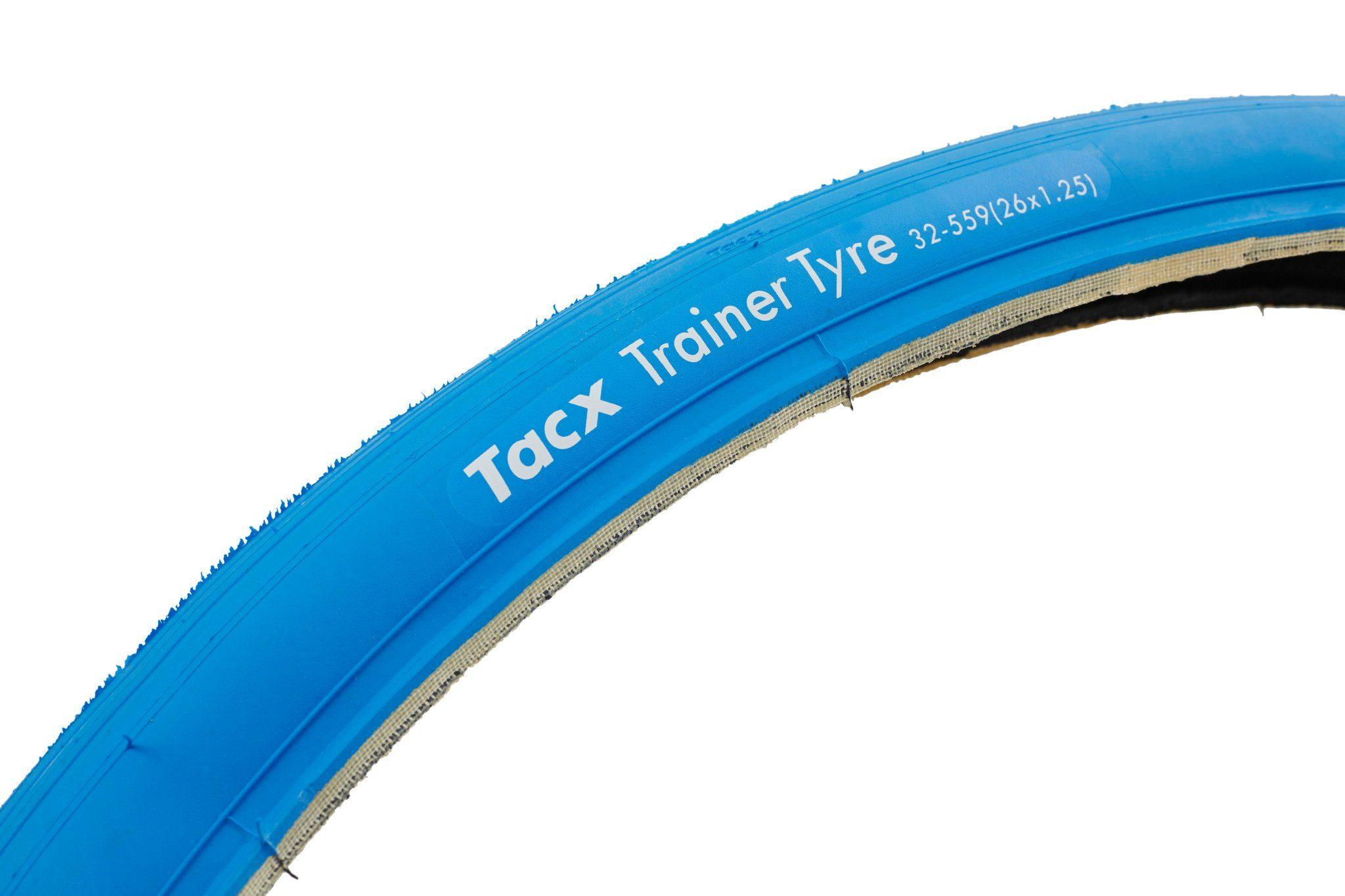 "Tacx Vorderradstütze »MTB Trainingsreifen 26""x1.25«"