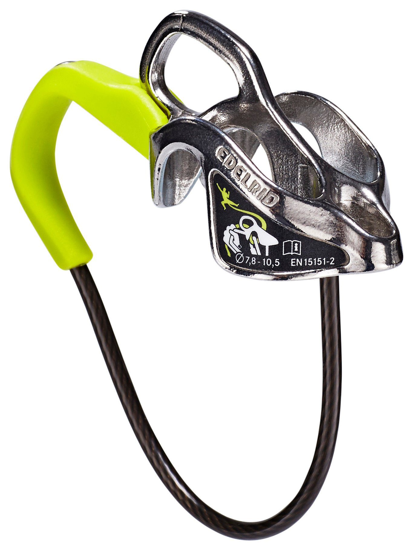 Edelrid Abseilachter »Mega Jul Belay Device«