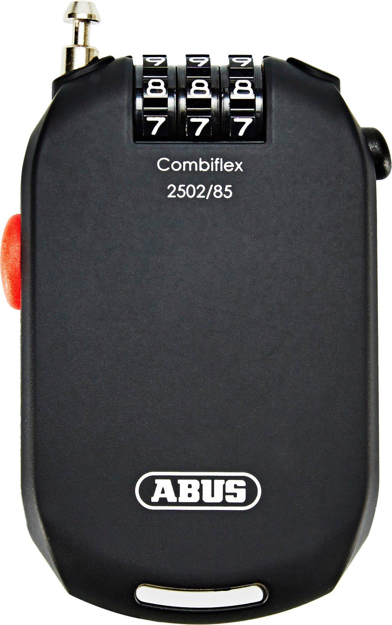ABUS Fahrradschloss »Combiflex Pro 2502 Roll-Kabelschloss stark Zahlen«