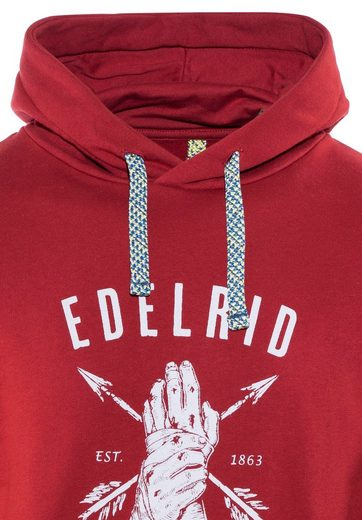 Edelrid Pullover Spotter Hoodie Men