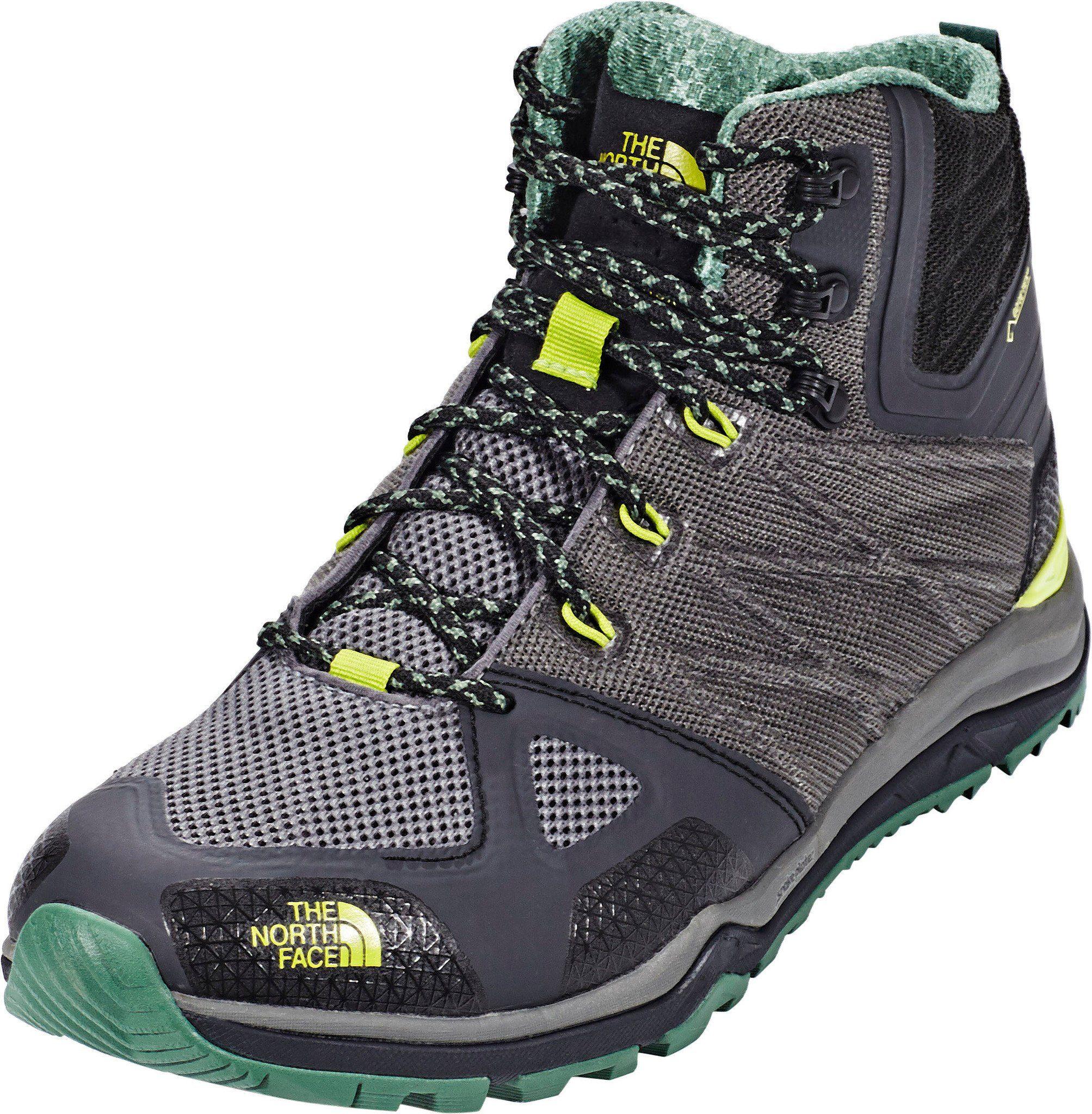 The North Face Kletterschuh Ultra Fastpack II Mid GTX Shoes Men online kaufen  grau