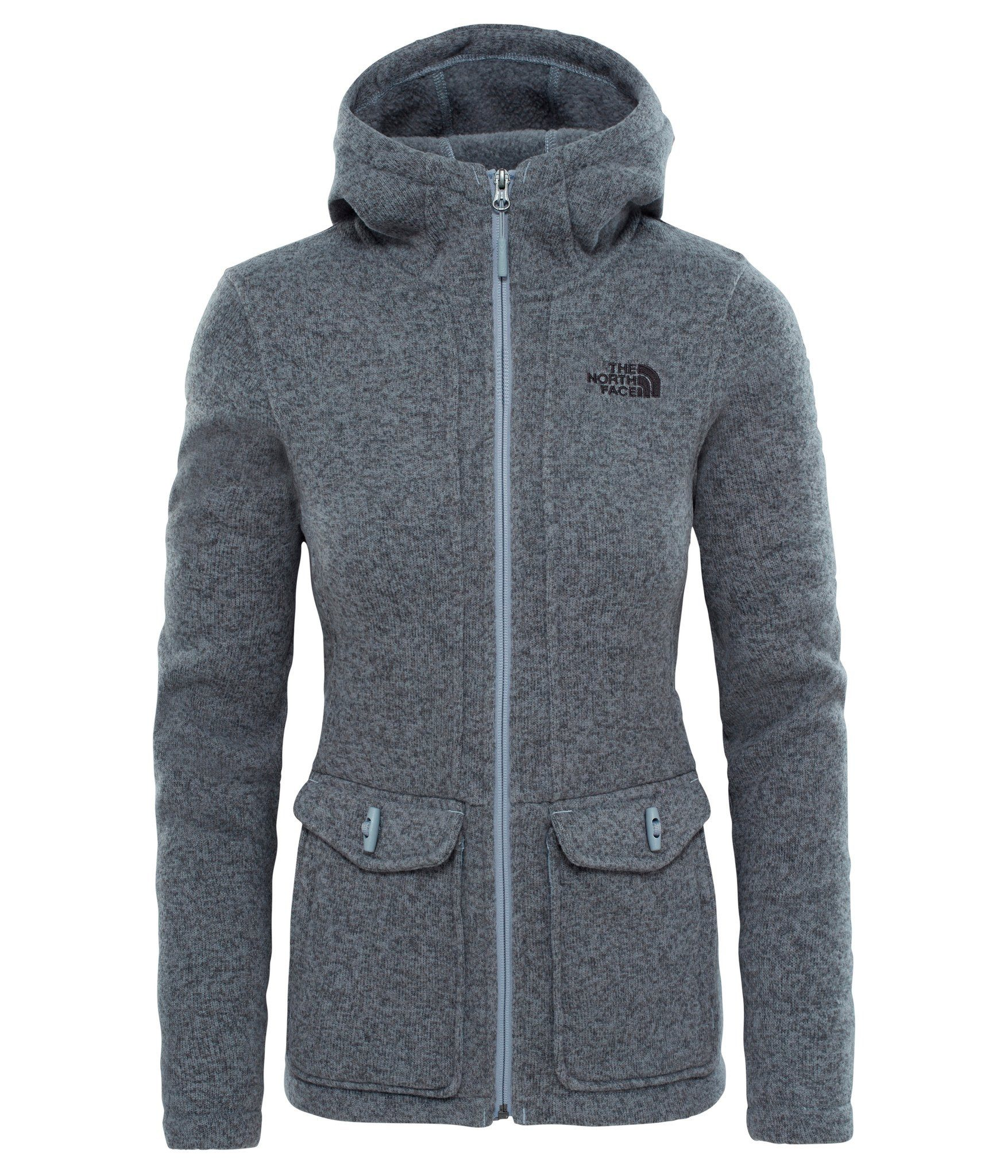 The North Face Outdoorjacke »Crescent Fleece Parka Women«