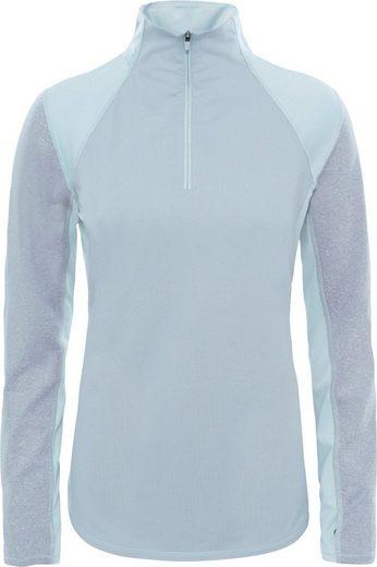 The North Face T-Shirt Motivation 1/4 Zip L/S Shirt Women