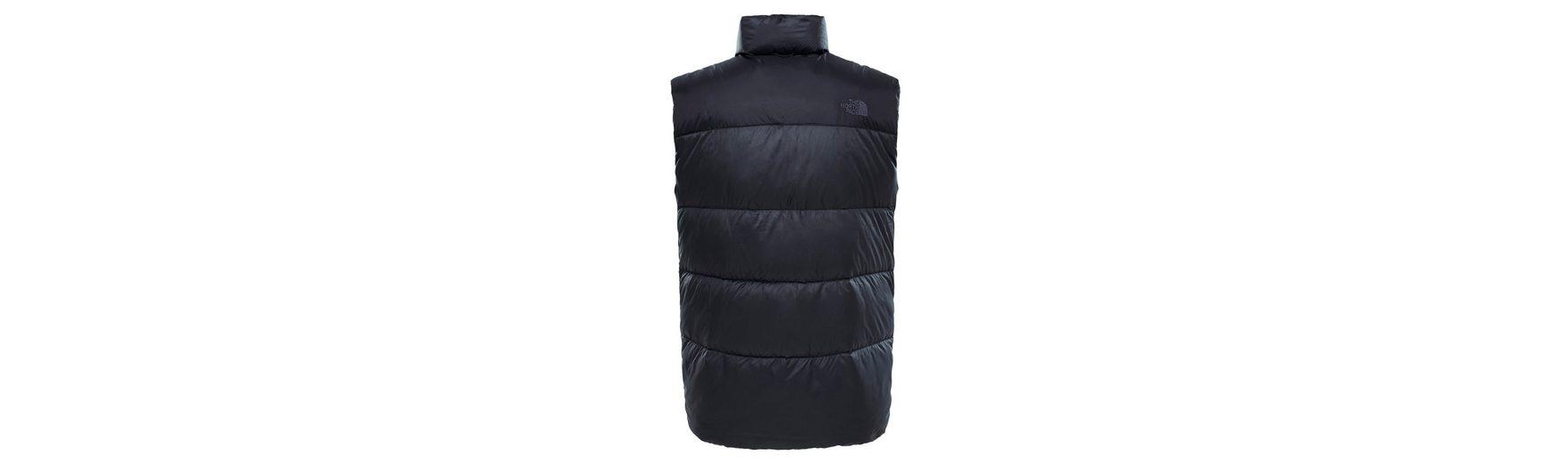 The North Face Weste Nuptse III Vest Men Billigste Zum Verkauf M1CGrwc