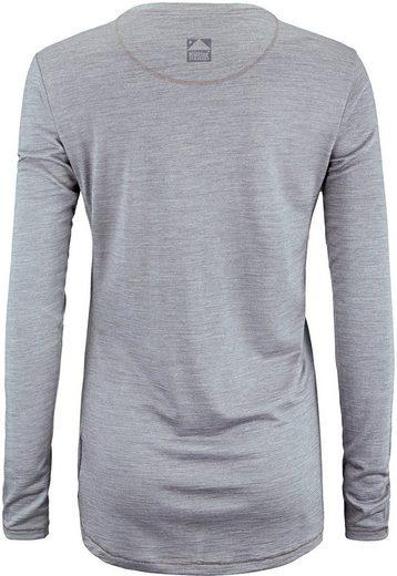 Klättermusen Shirt Eir L/S Shirt Women