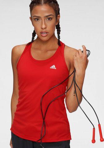 adidas Performance Marškinėliai be rankovių »WOMEN 3STRIP...