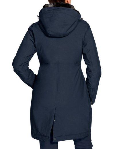Vaude Outdoorjacke Zanskar Iii Coat Women
