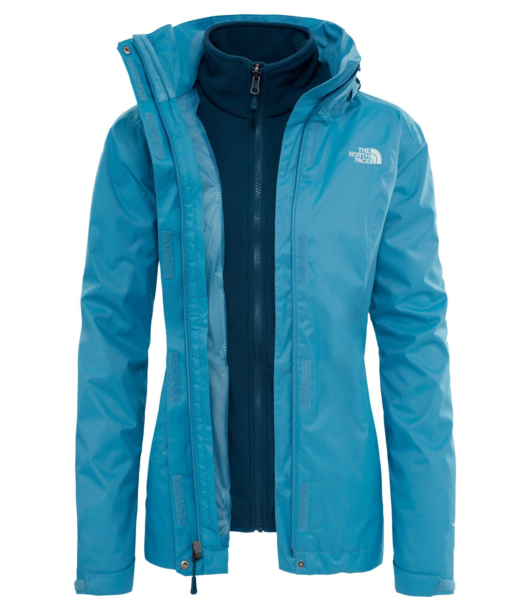 The North Face Outdoorjacke »Evolve II Triclimate Jacket Women«