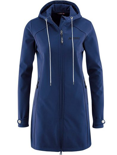 Maier Sports Outdoorjacke Mim Softshellmantel Damen