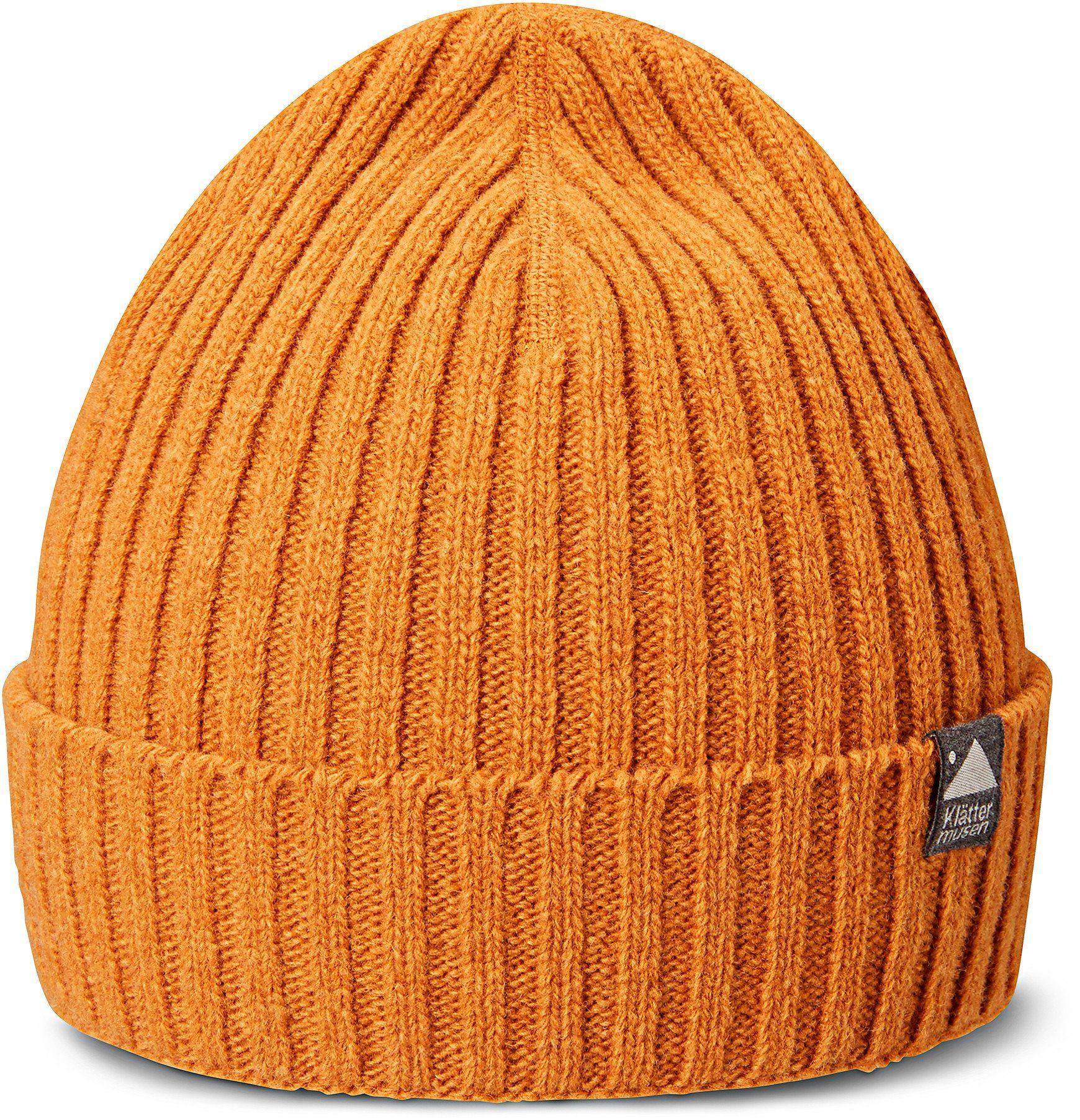 Klättermusen Hut »Barre Ribbed Cap«