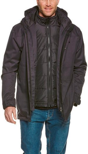 Tatonka Outdoorjacke Holtland 3in1 Parka Men