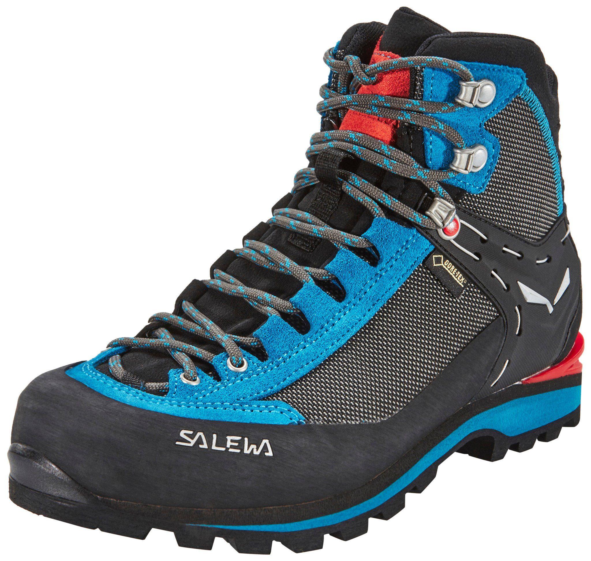 Salewa Kletterschuh Crow GTX Alpine Shoes Women  schwarz