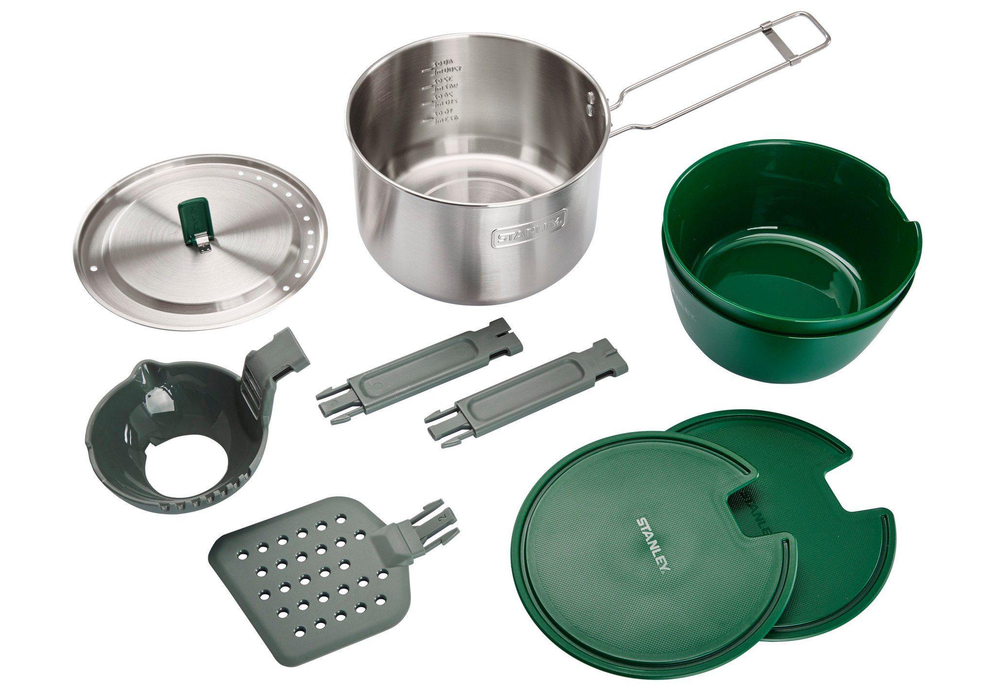 Stanley Camping-Geschirr »Adventure Prep & Cook Set«