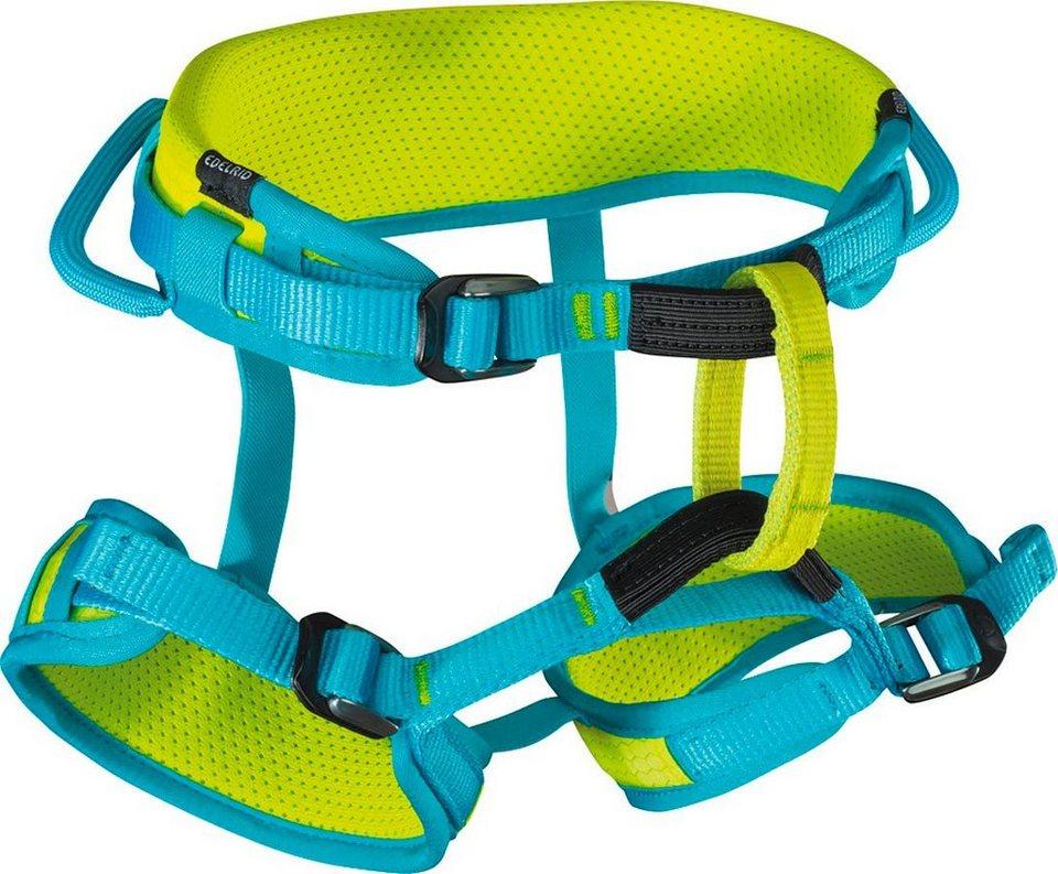 Edelrid Klettergurt : Edelrid klettergurt »finn ii harness kids xxs« mit fixierschlaufe