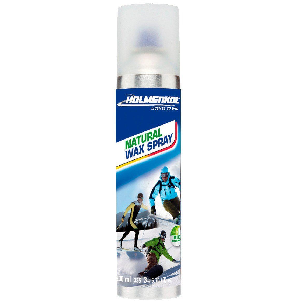 Holmenkol Skiwachs »Natural Wax Spray 200ml«