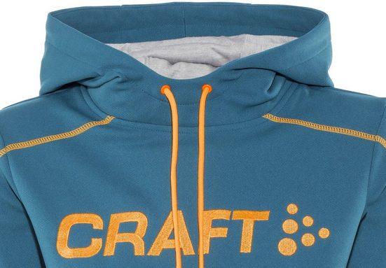 Craft Pullover Logo Hood Women