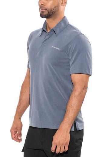 Columbia T-Shirt Sun Ridge Polo Men