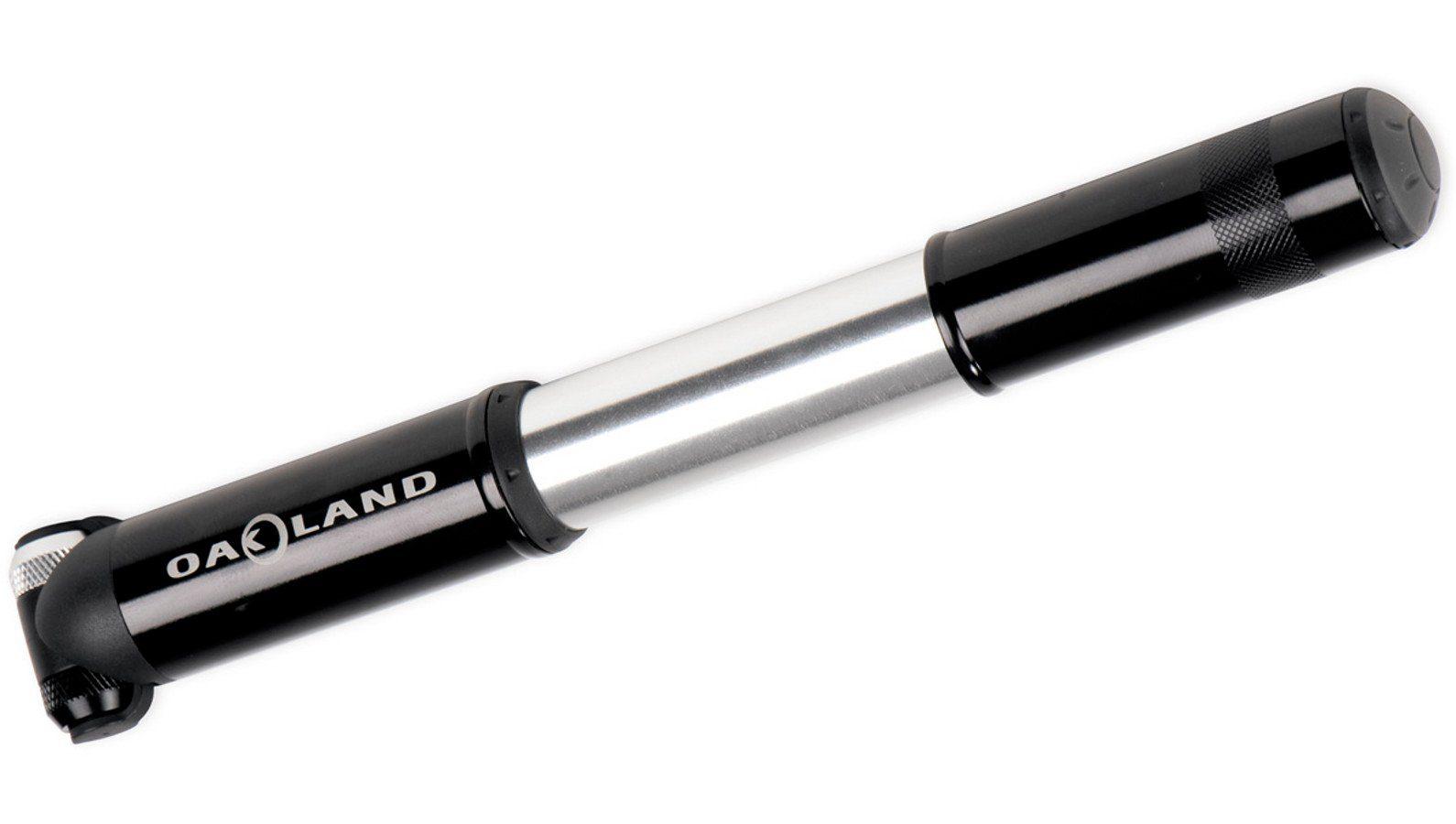 Norco Fahrradpumpe »Oakland Pro Valve Minipumpe schwarz«