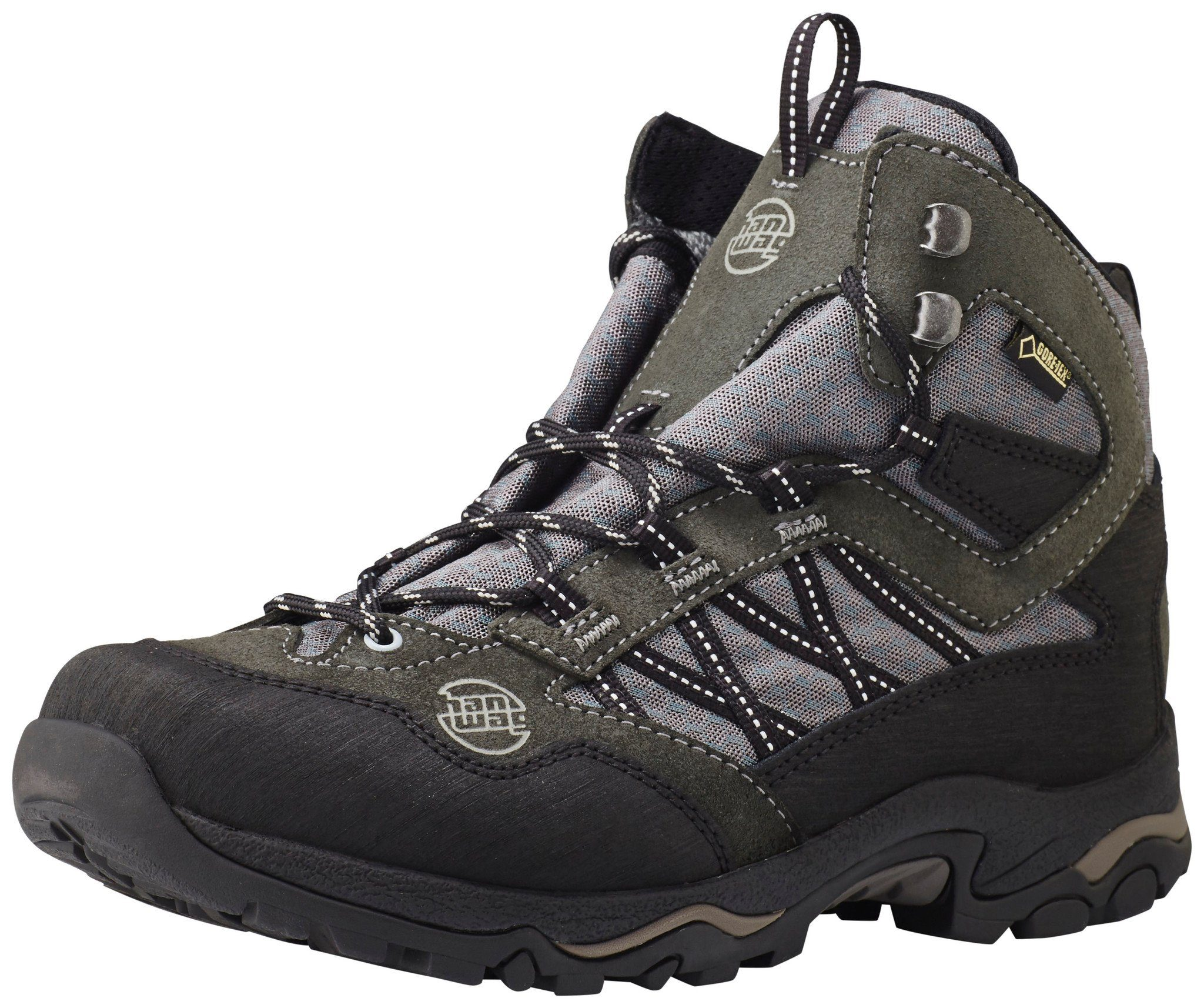 Hanwag Kletterschuh »Torne GTX Shoes Lady«, schwarz, schwarz