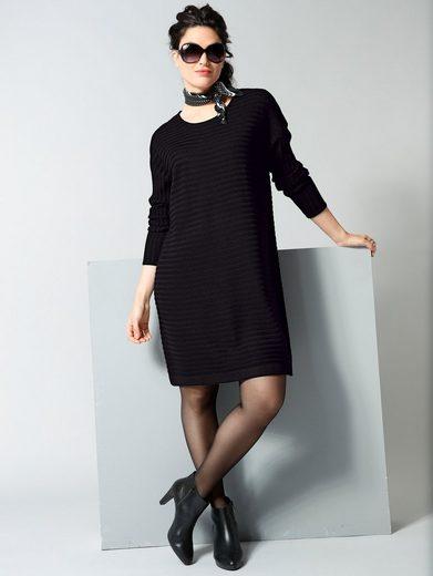 Sara Lindholm by Happy Size Strickkleid