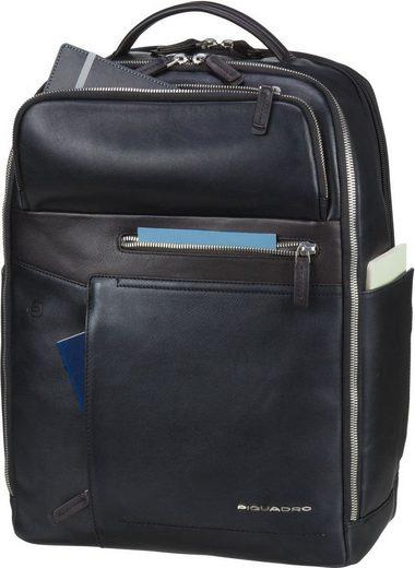 Piquadro Laptoprucksack Cary 4118