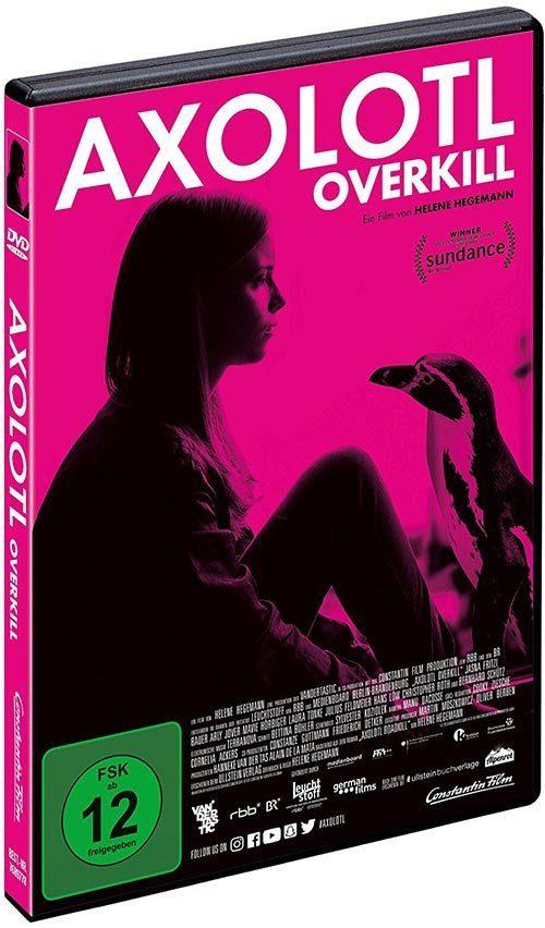 Universal DVD - Film »Axolotl Overkill«