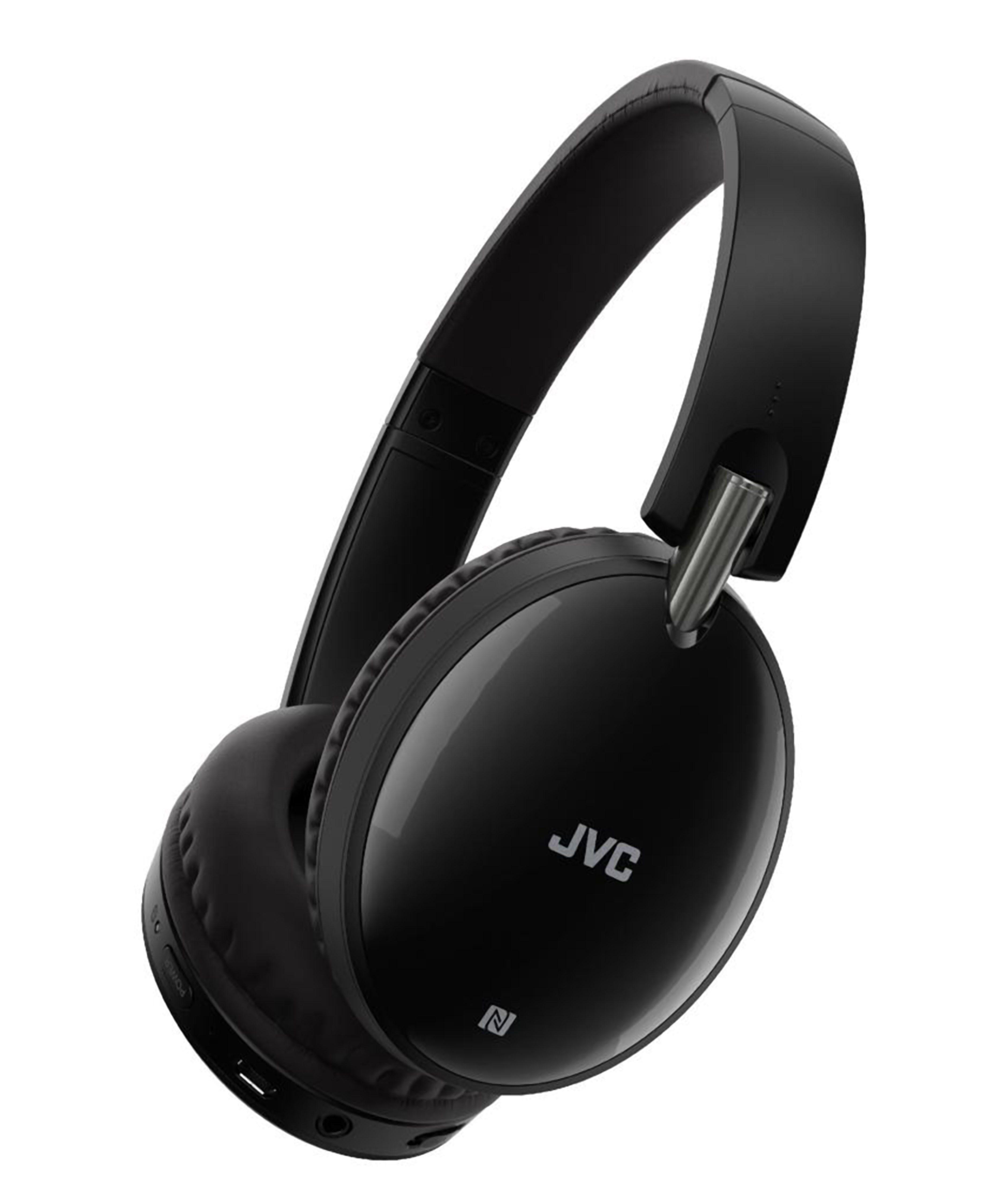 JVC On-Ear Bluetooth Kopfhörer, Headset-Funktion, faltbare Bauweise »HA-S70BT-E«