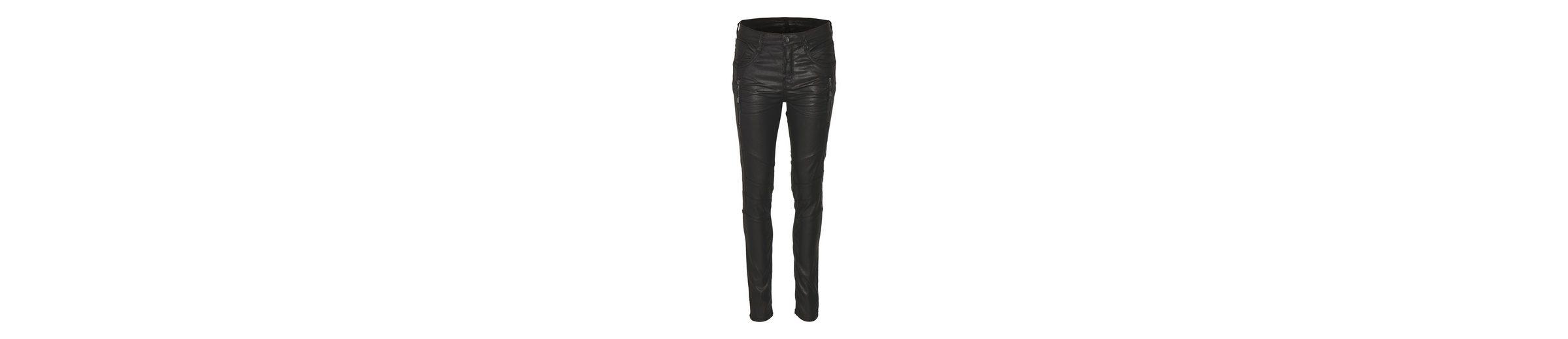 Cream Röhrenjeans Carla coated Jeans Günstiger Versand Billig Besuch Neu Offizielle Günstig Online Ebay Günstiger Preis aVIgtKy6