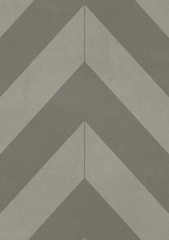 ANDIAMO Vinyl-Boden »Kura«, Breite 200 cm, grau