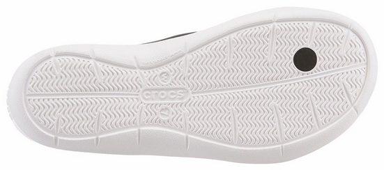 Crocs Swiftwater Flip Zehentrenner, mit feinen Noppen