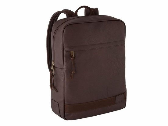 camel active Daypack KINGSTON, mit gepolstertem Laptopfach
