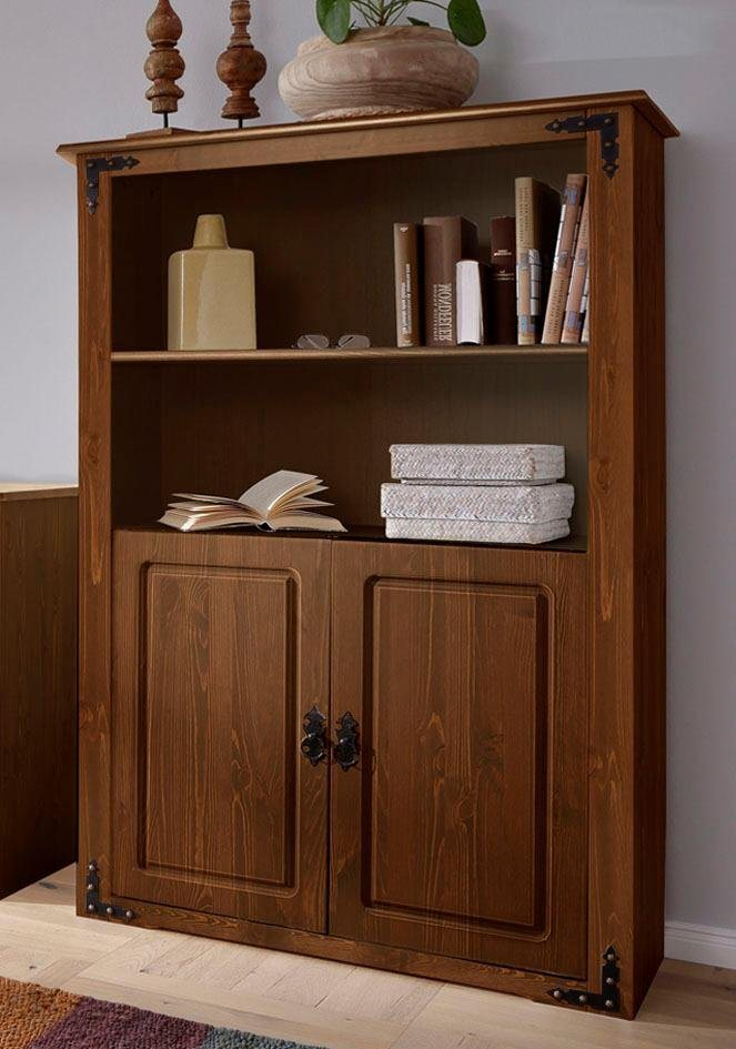 home affaire highboard new cheap h he 138 cm mit metallbeschl gen online kaufen otto. Black Bedroom Furniture Sets. Home Design Ideas