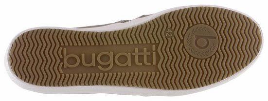 Bugatti Slipper, With Bright Stitchings