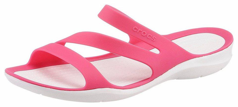 crocs swiftwater sandal pantolette schnelltrocknend online kaufen otto. Black Bedroom Furniture Sets. Home Design Ideas