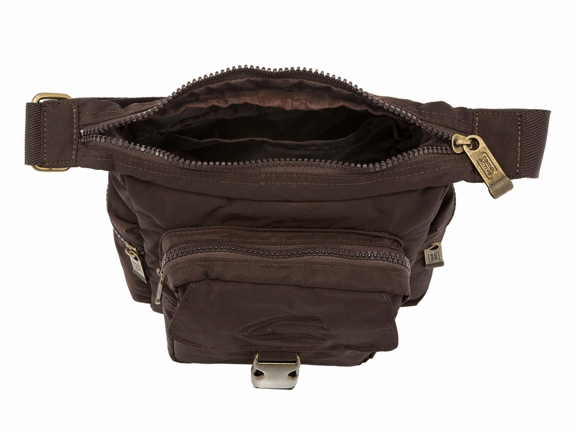 Bag Ideal Festival Active Camel Crossbody »journey« Konzert Für Umhängetasche Oder w6XgqI