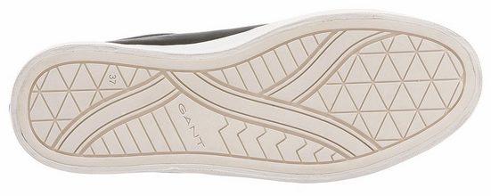 Gant Footwear Slipper, mit angesagter Plateausohle