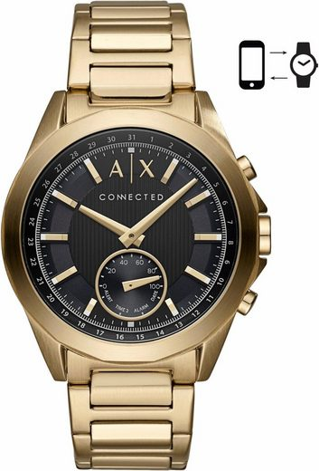 armani exchange connected ax1008 smartwatch android wear online kaufen otto. Black Bedroom Furniture Sets. Home Design Ideas