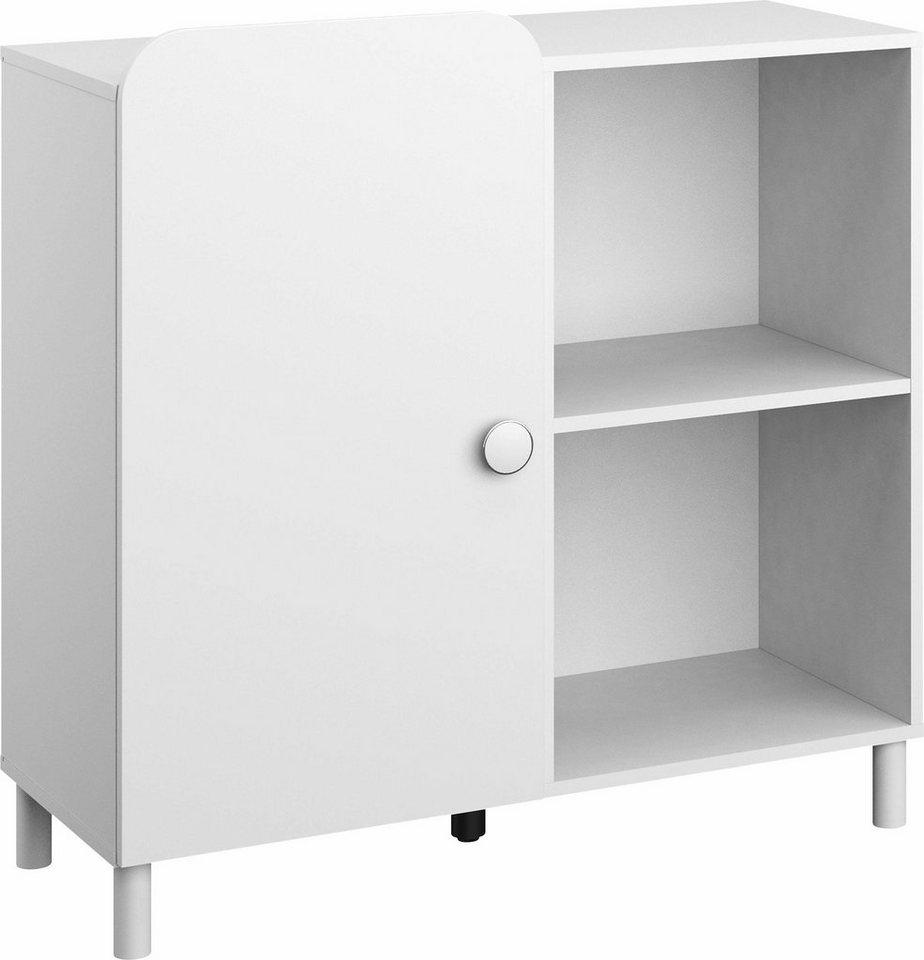 rauch pack s regal filipo mit 1 t r kaufen otto. Black Bedroom Furniture Sets. Home Design Ideas