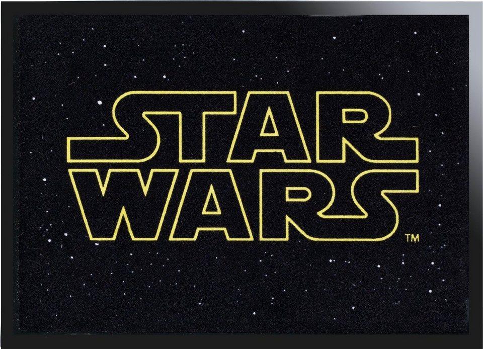 Fußmatte »Star Wars SWD-78«, Star Wars, rechteckig, Höhe 7 mm online ...