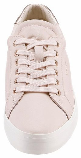 Gant Footwear Sneaker With Stitch-