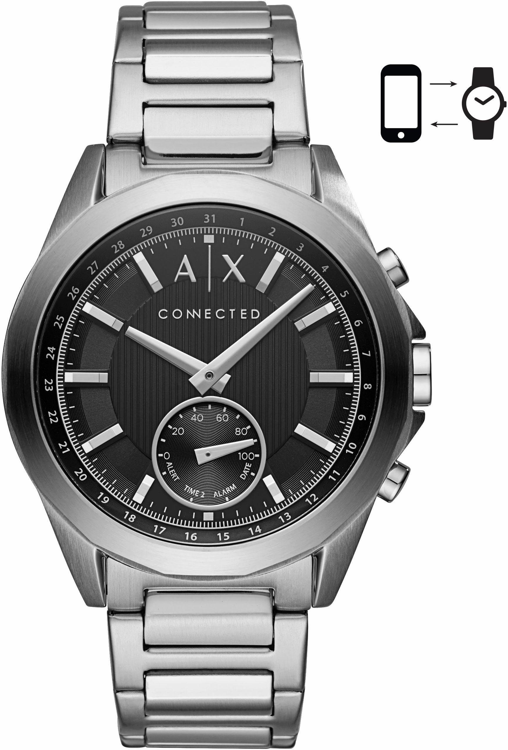 Armani Exchange Connected AXT1006 Smartwatch (Android Wear)